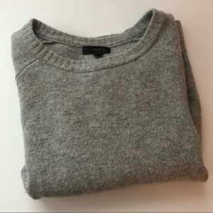 J.Crew Gray Sweater